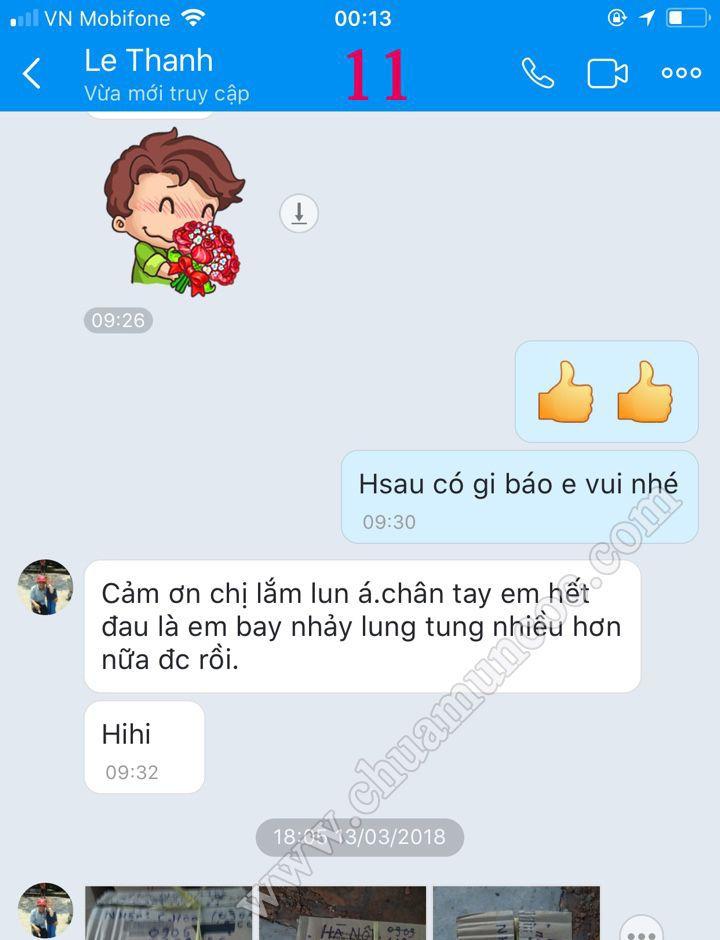 Phản hồi của Anh Thanh ở Thành phố Hồ Chí Minh